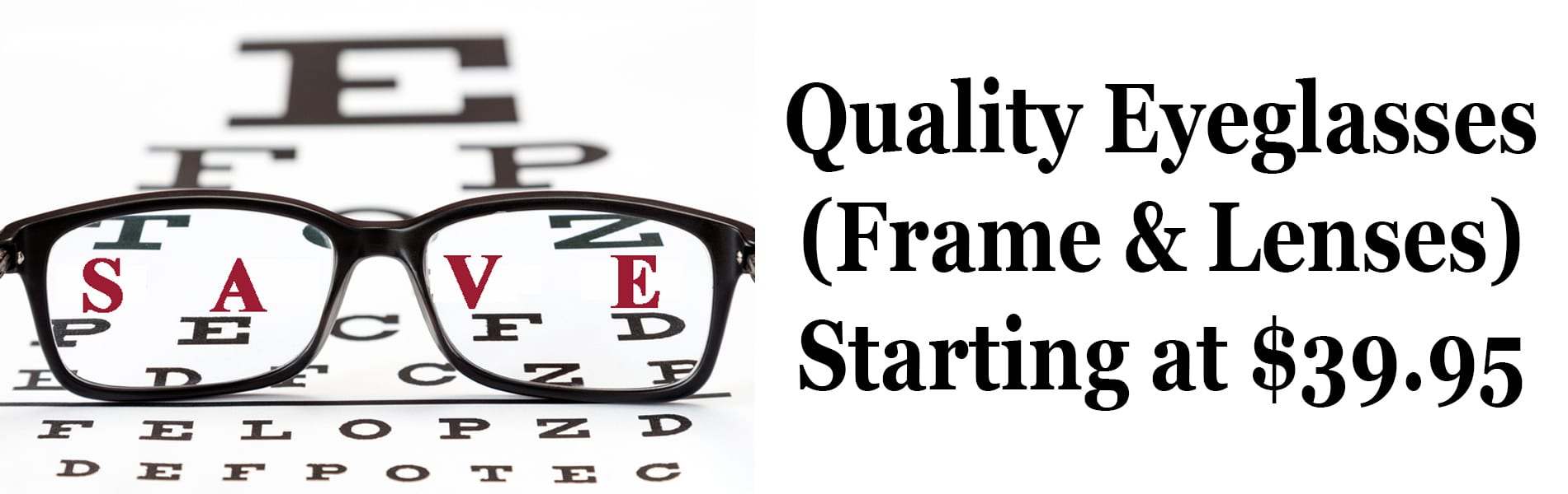 save money on eye glasses in oakville mo