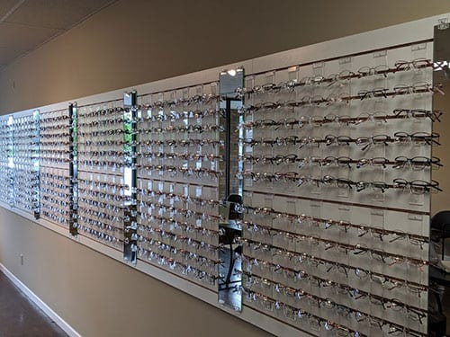 wide selection of eye glasses in oakville mo