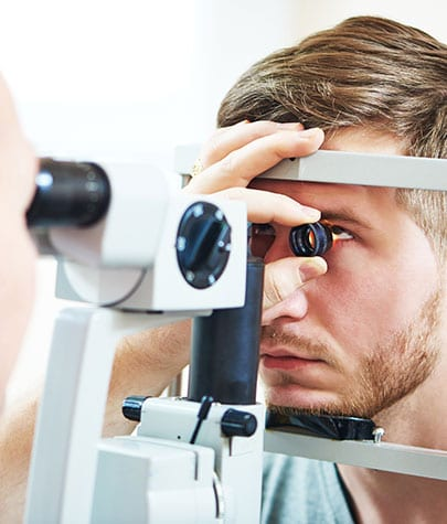 comprehensive eye exam appointment near oakville mo
