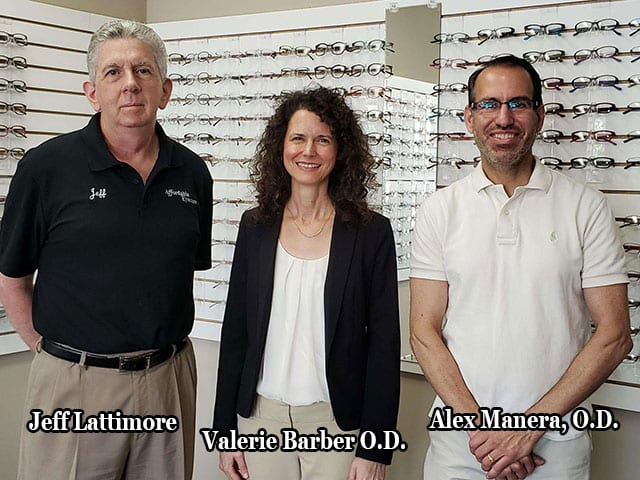 eye care doctor oakville mo
