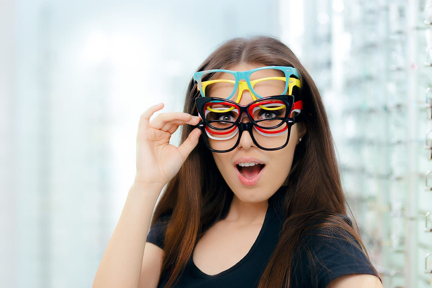 Why You Should Have Multiple Pairs of Glasses