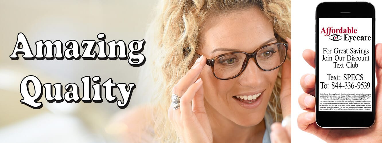 designer eye glass frames near oakville mo