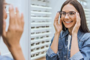 eyeglass care oakville mo