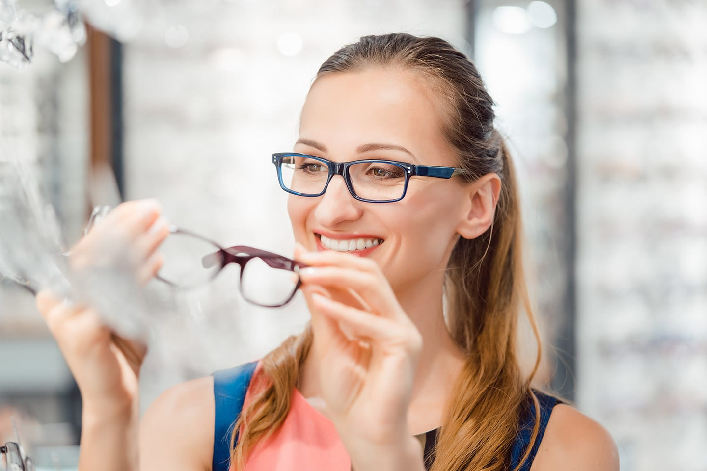 How to Find the Perfect Pair of Glasses